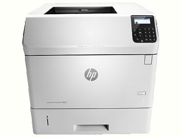 HP LJ Enterprise M605n fekete lézernyomtató (E6B69A)