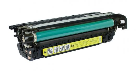HP  CE262A sárga toner