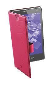 Cellularline Phablet ''XXXXL'' univerzális rózsaszín telefontok (BOOKUNIPHP)