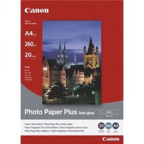 Canon SG-201 A4 20 db-os selyemfényű fotópapír (1686B021)