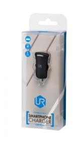 Trust Urban fekete USB-s autós töltő (20151)