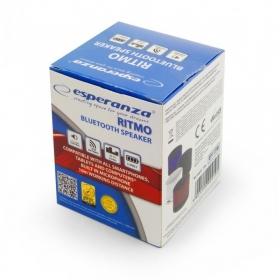 ESPERANZA RITMO 1.0 bluetooth fehér-fekete hangszóró (EP115W)
