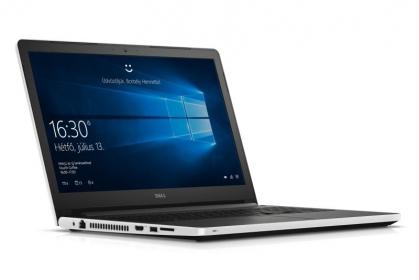 Dell Inspiron 15 5559 210731 Fehér Pixeles Notebook