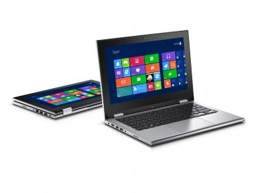 Dell Inspiron 11 3148 207420 Ezüst Notebook