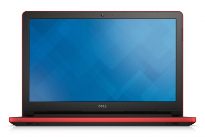 Dell Inspiron 5558 204446 Piros Notebook
