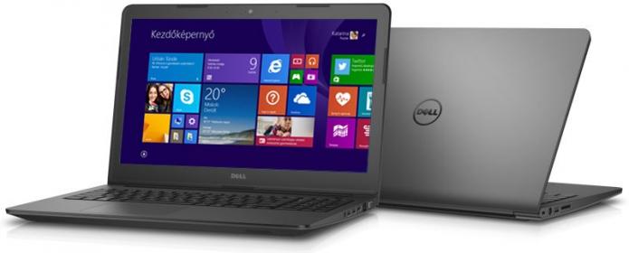 Dell Latitude 15 3550 L3550-16 Notebook ajándék SSD-vel