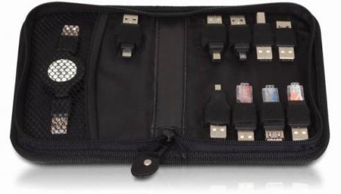 Delock 10 részes USB adapter készlet (18612)