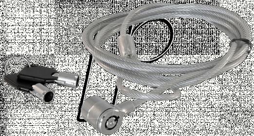 Navilock notebook biztonsági kábel, kulcsos zárral (20595)