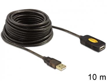 Delock 82446 USB 2.0 hosszabbító kábel