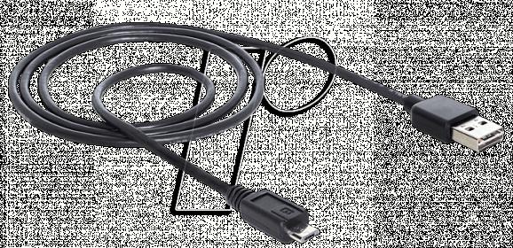 Delock EASY-USB 2.0 -A apa > USB 2.0 micro-B apa kábel (83367)