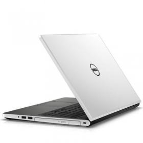 Dell Inspiron 15 5558  Fehér Notebook (DI5558N2-5005-4GS128D4WG-11)