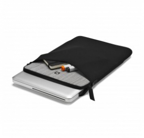 Dicota Code Seeve Notebook Tok 11'' Fekete-Szürke (D30570)