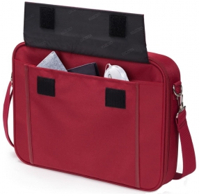 Dicota Multi BASE Notebook Táska 17,3'' Piros (D30917)