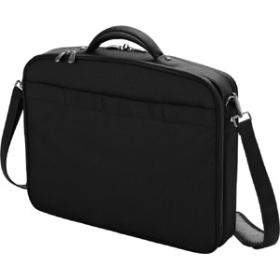 Dicota MultiCompact Notebook Táska 15,6'' Fekete (D30143)