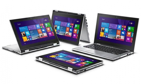 Dell Inspiron 3158 11'' 214347 2in1 Notebook