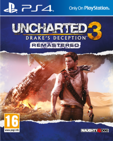 Uncharted 3: Drake´s Deception PS4