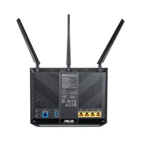 ASUS DSL-AC68U Router (90IG00V1-BM3G00)