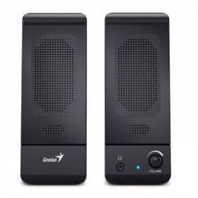 Genius SP-U120 2.0 Fekete Hangszóró (31731057100)