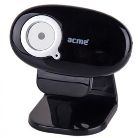 ACME CA11 USB fekete mikrofonos webkamera (ACWCA11)