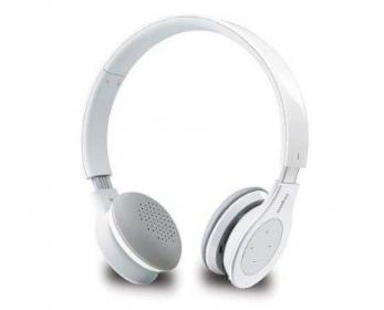 Rapoo H6060 bluetooth mikrofonos fehér fejhallgató (142049)