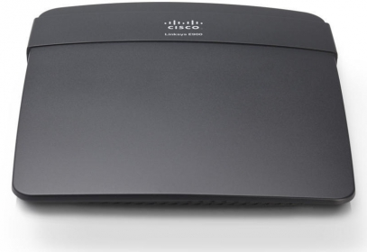 LINKSYS E900 N300 Wireless Router (E900-EE)