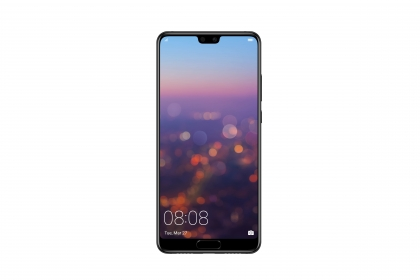 Huawei P20 128 GB DUAL SIM éjfekete