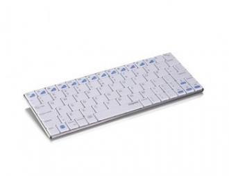 RAPOO E6300 Slim iPad bluetooth angol billentyűzet (EN142006)