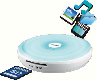 Asus Travelair AC 32GB WLAN külső SSD (90DW0020-B20000)