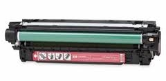 HP CE263A magenta toner