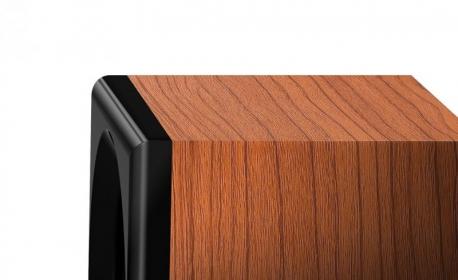 Genius SW-2.1 370 Wood Fekete-Barna Hangszóró (31731067102)