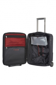 Samsonite PRO-DLX 4 MOBILE OFFICE 16,4'' fekete görgős notebook táska  (35V-009-011)