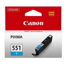 Canon CLI-551C ciánkék tintapatron (6509B001)