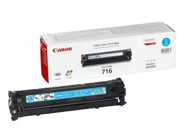 Canon CRG-716C ciánkék toner (1979B002)