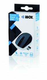 I-BOX FINCH PRO wireless optikai szürke-fekete egér (IMOHM301)