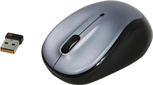 Logitech M325 wireless lézer ezüst-fekete egér (910-002334)