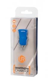 Trust Urban kék USB-s autós töltő (20152)