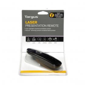 Targus AMP13EU fekete lézer prezentációs távirányító
