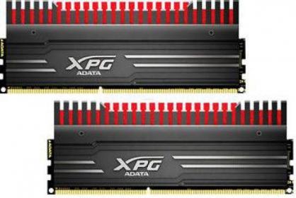 ADATA DDR3 XPG V3 2x8GB 1866MHz CL10 DIMM Fekete (AX3U1866W8G10-DBV-RG)
