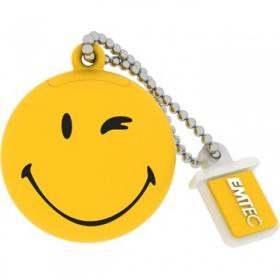EMTEC Smiley Nyugi 8GB USB 2.0 Pendrive (SEMUSW1008)