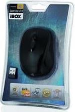 I-BOX SPARROW PRO wireless optikai fekete egér (IMOF006W)