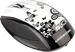 MODECOM MC-619 ART wireless optikai  pillangós egér (M-MC-0619-ART-BUTTERFLY)