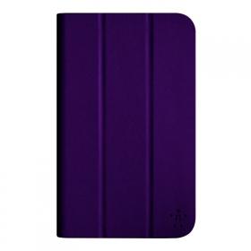Belkin Samsung TRI-FOLD  COVER 8'' lila tablet tok (F7P338BTC01 )