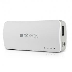 CANYON CNE-CPB44 4400 mAh fehér PowerBank (CNE-CPB44W)