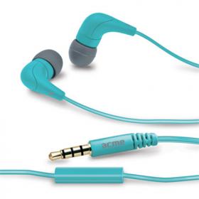 ACME HE15 kék mikrofonos fülhallgató (ACFHHE15B)