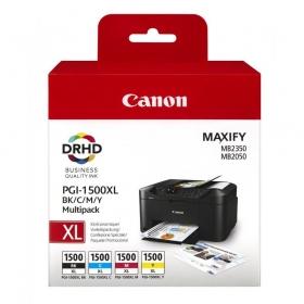 Canon PGI-1500XL M/Y/C/BK multipack tintapatron (9182B004)