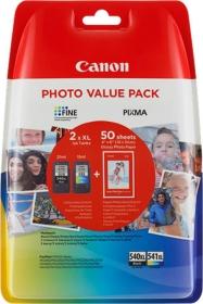 Canon PG-540XL/CL-541XL fekete-színes fotócsomag (5222B013)
