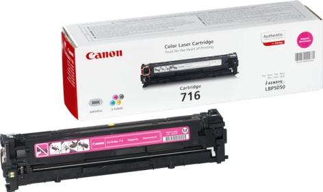Canon CRG-716M magenta toner (1978B002)