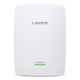 Linksys RE3000W Wireless N Range Extender (RE3000W-EK)