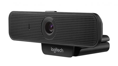 Logitech C925E fekete mikrofonos webkamera (960-001076)