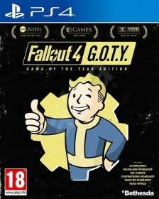 Fallout 4 Game Of The Year Edition PS4 (2804849)